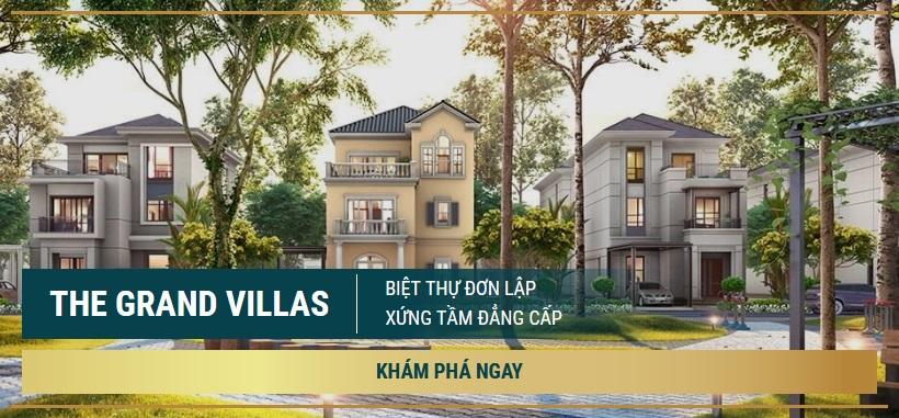 Phân khu Grand Villas